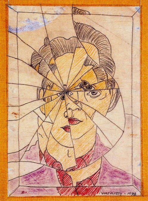 autoportrait-brise-1942