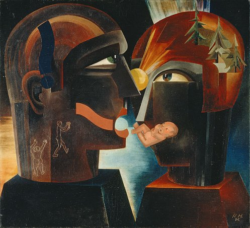 hannah-hochimaginary-bridgetwo-heads-1926