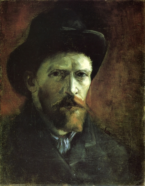 self-portrait-in-a-dark-felt-hat-1886