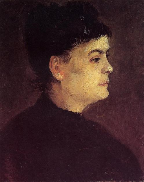 Portrait of a Woman 1886-87