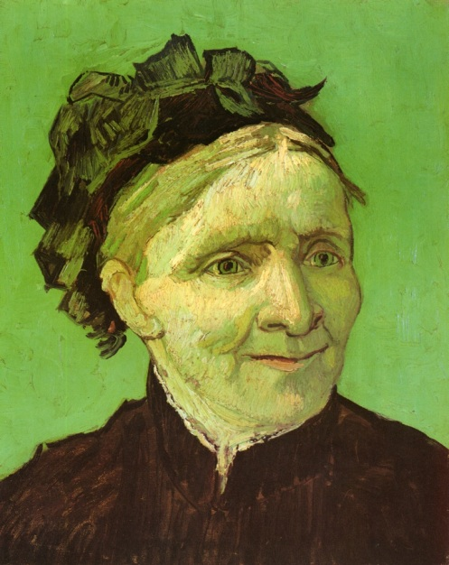 Portrait of the Artist's Mother 1888
