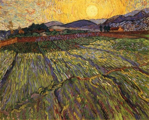.wheat-rising-sun 1889