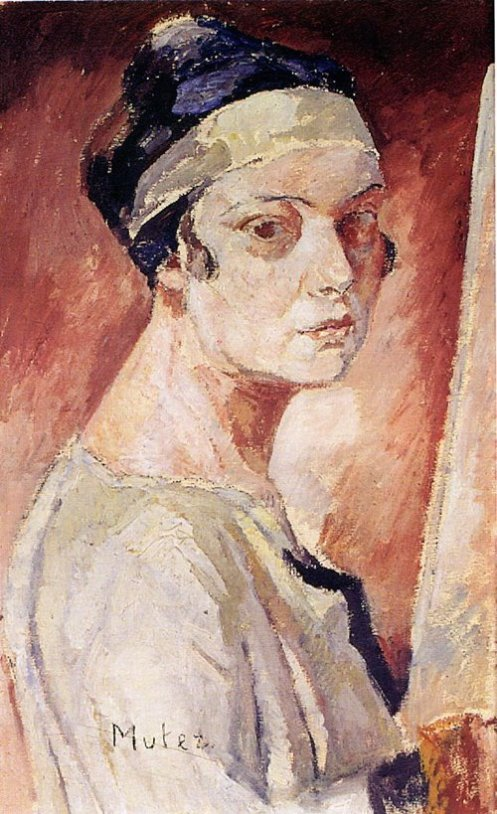 Mela Muter (French, 1876-1967.)1930