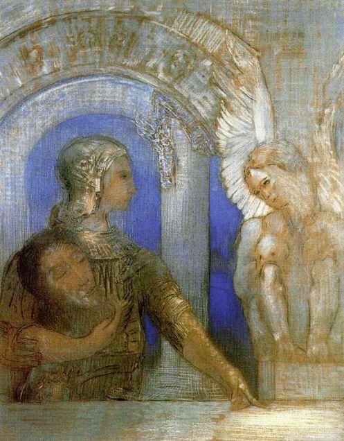 1869 El caballero místico