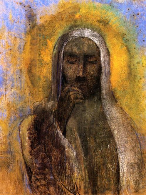1895-99 Christ in Silence