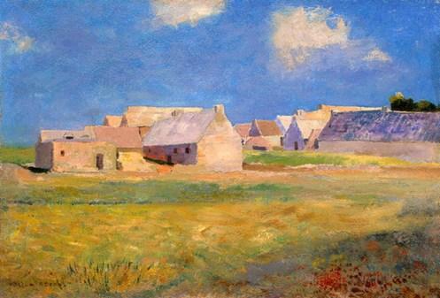 1890 Breton Village