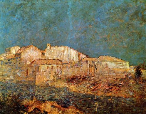 1908 - 9 Venetian Landscape