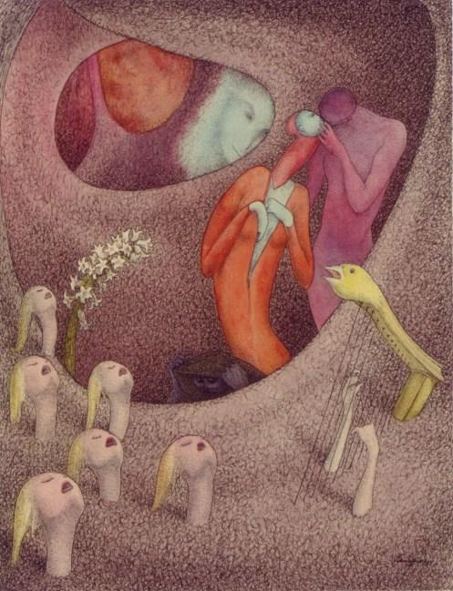 walter-schnackenberg-the-embrace-19491