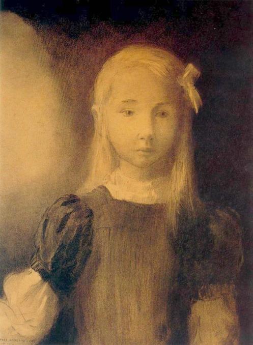 1.905 Retrato de Mademoiselle Jeanne Roberte de Domecy