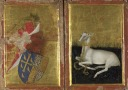 English or French - The Wilton Diptych